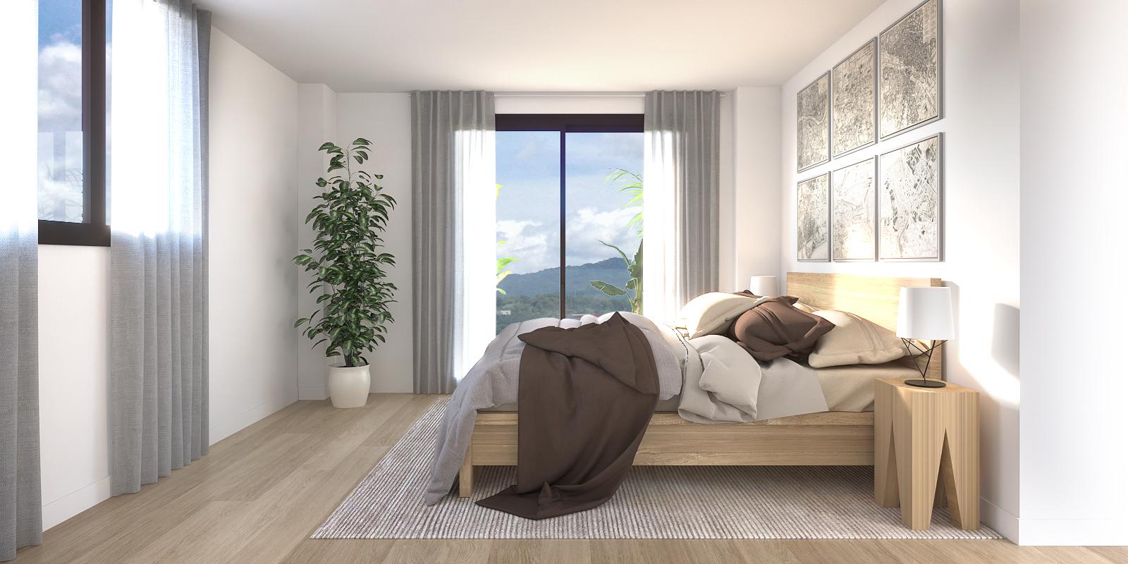 Render Suite - Casa Poble de Pals